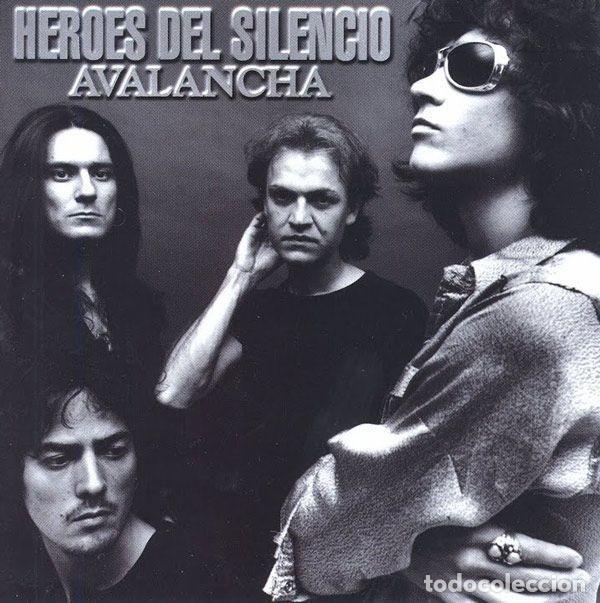 HEROES DEL SILENCIO - AVALANCHA ...VINILO LP + CD PRECINTADO DE - 2020/1995 (Música - Discos - LP Vinilo - Solistas Españoles de los 70 a la actualidad)