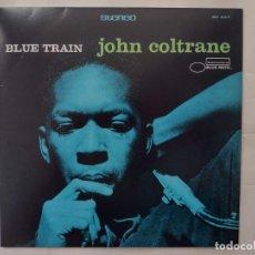 Discos de vinilo: JOHN COLTRANE - BLUE TRAIN - BLUE NOTE RECORS - NUEVO . NUNCA ESCUCHADO . NEVER UNPLAYED. Lote 286492568