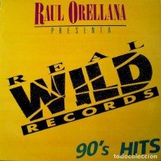 Discos de vinilo: RAUL ORELLANA PRESENTA: 90'S HITS * LP 1989 * TECHNOTRONIC / LOLEATTA HOLLOWAY / 2 LIVE CREW * NUEVO. Lote 286523958