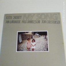 Discos de vinilo: KEITH JARRETT MY SONG ( 1979 ECM EDIGSA ESPAÑA ) JAN GARBAREK MUY BUEN ESTADO. Lote 286537098