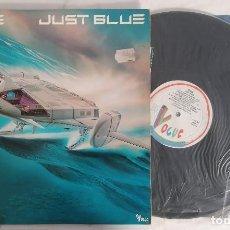 Disques de vinyle: DISCO VINILO SPACE JUST BLUE LP 1978. Lote 286573928