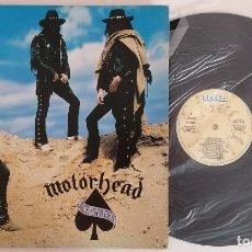 Disques de vinyle: DISCO VINILO MOTORHEAD ACE OF SPADES LP 1980 ¡IMPRESIONANTE ESTADO!. Lote 286574393