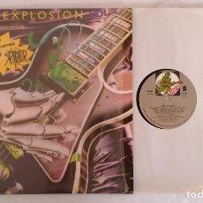 Disques de vinyle: DISCO VINILO METAL EXPLOSION VOL. 2 (RECOPILACIÓN) LP 1982. Lote 286574423