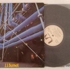 Discos de vinilo: DISCO VINILO J.J BURNEL EUROMAN COMETH LP 1979. Lote 286574988