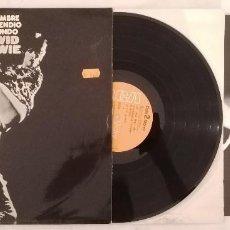 Dischi in vinile: DISCO VINILO DAVID BOWIE EL HOMBRE QUE VENDIÓ EL MUNDO LP 1973 ¡IMPRESIONANTE ESTADO!. Lote 286576813