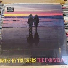 Discos de vinilo: DRIVE-BY TRUCKERS–THE UNRAVELING. LP VINILO NUEVO PRECINTADO.. Lote 286620228