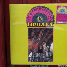 Discos de vinilo: THE PEPPERMINT TROLLEY COMPANY– LP VINILO NUEVO PRECINTADO. Lote 286625188