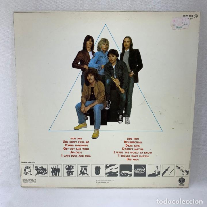 LP - VINILO STATUS QUO - 1+9+8+2 = XX - ESPAÑA - AÑO 1982 (Música - Discos - LP Vinilo - Pop - Rock - New Wave Internacional de los 80)
