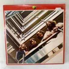 Discos de vinilo: LP - VINILO THE BEATLES / 1962 - 1966 - DOBLE PORTADA - DOBLE LP + ENCARTES - ESPAÑA - AÑO 1973. Lote 286633493