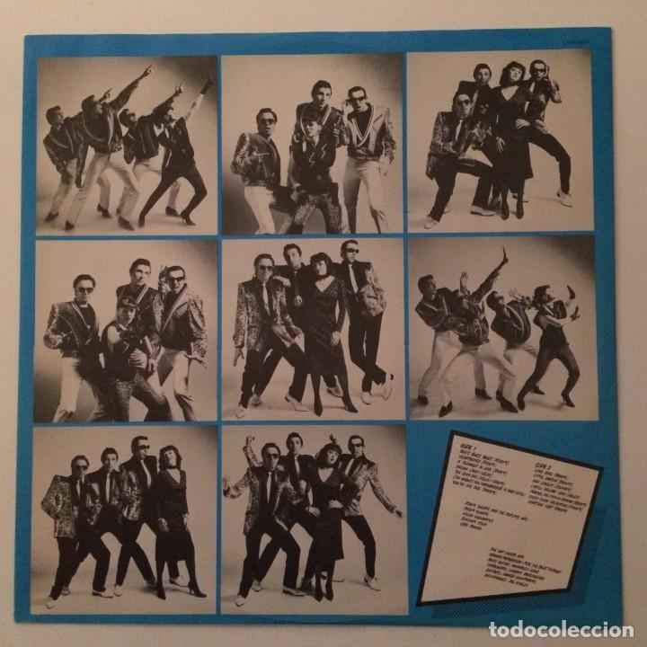 Discos de vinilo: Rocky Sharpe & The Replays – Rock It To Mars , Sweden 1980 Chiswick - Foto 3 - 286650058