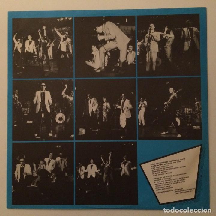 Discos de vinilo: Rocky Sharpe & The Replays – Rock It To Mars , Sweden 1980 Chiswick - Foto 4 - 286650058