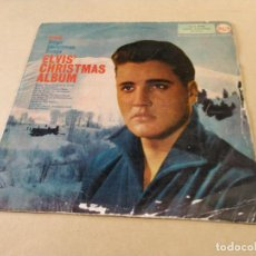 Discos de vinilo: ELVIS' CHRISTMAS ALBUM - LP RCA 3L10141. Lote 286691863