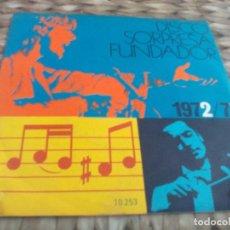 Discos de vinilo: SG MIGUELRAMOS - FUNDADOR-10.253. Lote 286696673