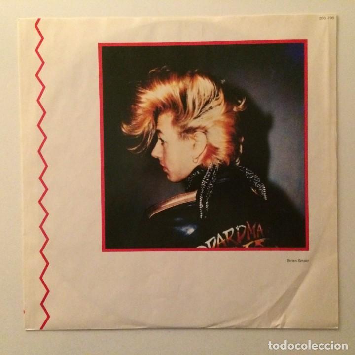Discos de vinilo: Stray Cats – Stray Cats , Scandinavia 1981 Arista - Foto 3 - 286696773
