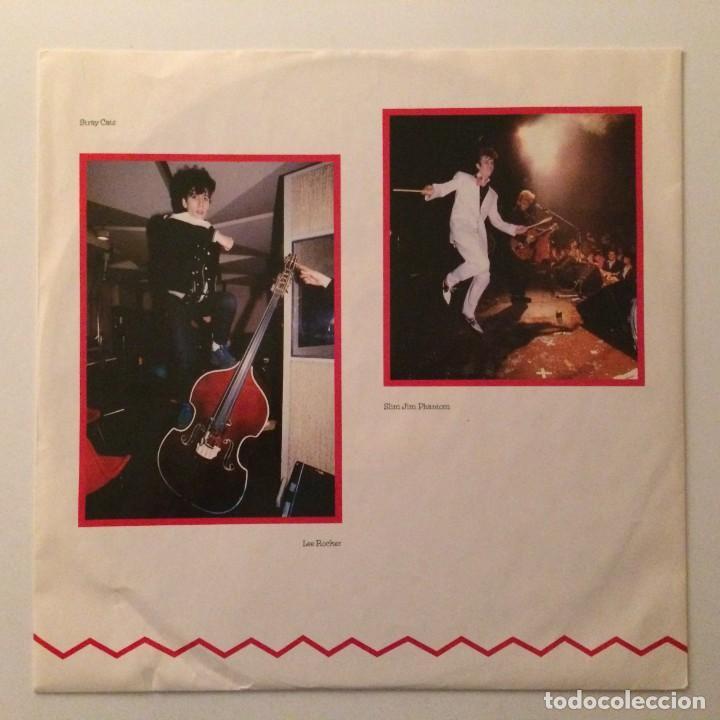 Discos de vinilo: Stray Cats – Stray Cats , Scandinavia 1981 Arista - Foto 4 - 286696773