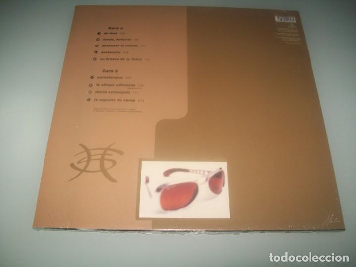 Discos de vinilo: HEROES DEL SILENCIO - AVALANCHA ...VINILO LP + CD PRECINTADO DE - 2020/1995 - Foto 3 - 286459373