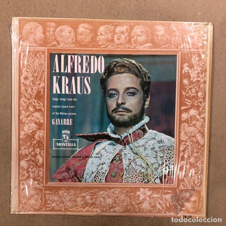 Discos de vinilo: ALFREDO KRAUS. LOTE DE 17 VINILOS. - Foto 3 - 286698163