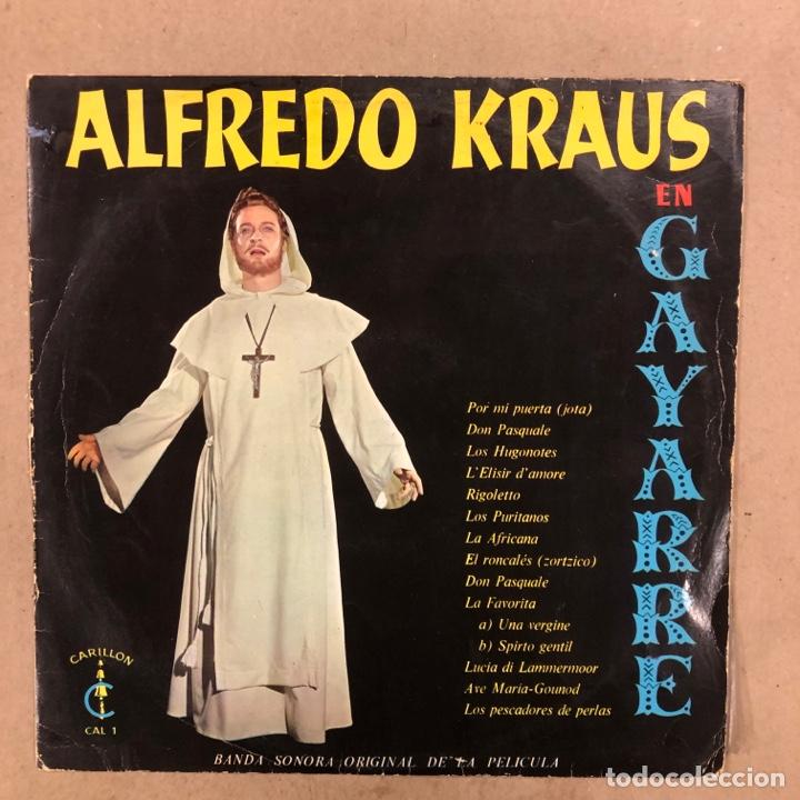 Discos de vinilo: ALFREDO KRAUS. LOTE DE 17 VINILOS. - Foto 5 - 286698163