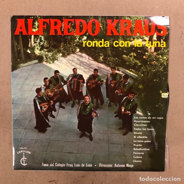 Discos de vinilo: ALFREDO KRAUS. LOTE DE 17 VINILOS. - Foto 12 - 286698163