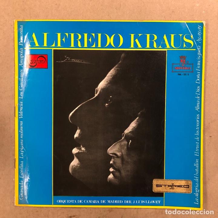 Discos de vinilo: ALFREDO KRAUS. LOTE DE 17 VINILOS. - Foto 13 - 286698163