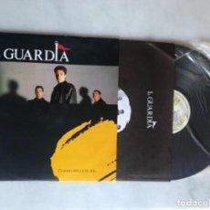 Disques de vinyle: DISCO LP LA GUARDIA . CUANDO BRILLE EL SOL. Lote 286699653