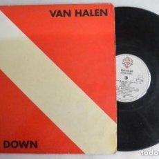 Discos de vinilo: DISCO LP HEAVY VAN HALEN DIVER DOWN. 1982. Lote 286699903