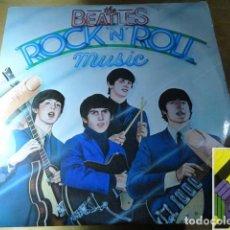 Discos de vinil: THE BEATLES: ROCK 'N' ROLL MUSIC (LP DOBLE). Lote 286730623