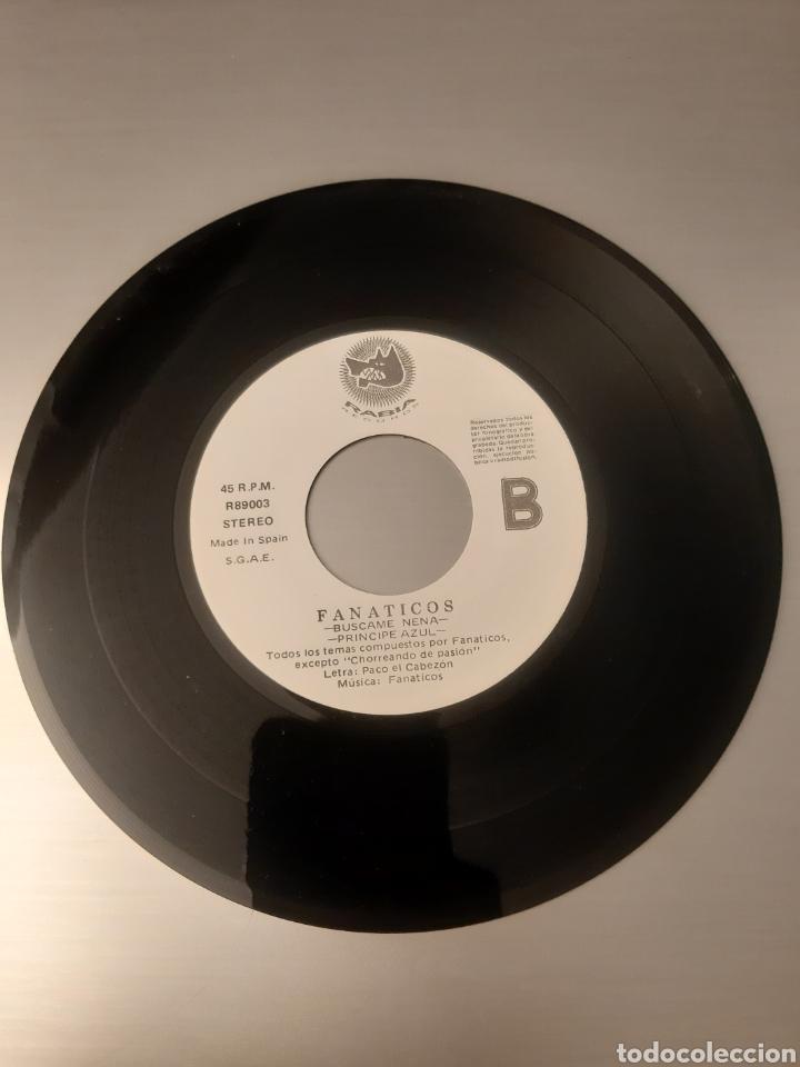 Discos de vinilo: DIFICIL! FANATICOS. ARRANCO MI MOTOR. 1989. ESPAÑA. - Foto 3 - 286742888
