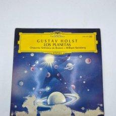 Discos de vinilo: GUSTAV HOLST. LOS PLANETAS. DEUTSCHE GRAMMOPHON. STEREO. 1973. VER FOTOS. Lote 286767158