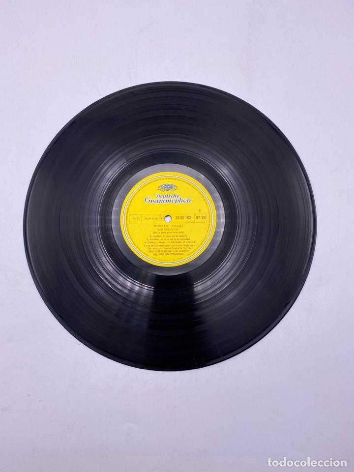 Discos de vinilo: GUSTAV HOLST. LOS PLANETAS. DEUTSCHE GRAMMOPHON. STEREO. 1973. VER FOTOS - Foto 2 - 286767158