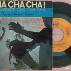 """Discos de vinilo: 7"""" SERENATA TROPICAL - EL BODEGUERO +3 - CBS 5.833 - SPAIN PRESS - EP (VG+/VG++). Lote 286788948"""