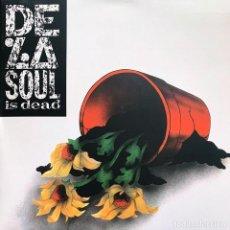 Discos de vinilo: DE LA SOUL LP DE LA SOUL IS DEAD REEDICION VINILO. Lote 286810588