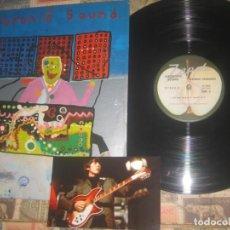 Discos de vinilo: GEORGE HARRISON ELECTRONIC SOUND (ZAPPLE RECORDS-1969)ORIGINAL USA BEATLES +FOTO SIN SEÑALES DE USO. Lote 286828053