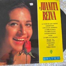 Discos de vinilo: LP JUANITA REINA-JUANITA REINA. Lote 286843668