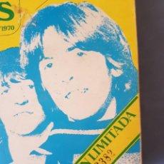 Discos de vinilo: THE BEATLES:CAJA BOX 20 SINGLES ORIGINAL SPAIN NUMERADA-COLECCION COMPLETA- MUY BIEN VEA DESCRIPCION. Lote 286855313