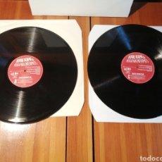 Discos de vinilo: TOTE KING. MÚSICA PARA ENFERMOS. 2XLPS. AÑO 2004.. Lote 286868808