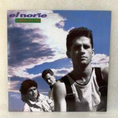 Discos de vinil: LP - VINILO EL NORTE - EL MUNDO ESTÁ LOCO + ENCARTE - ESPAÑA - AÑO 1990. Lote 286874643