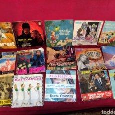 Discos de vinil: LOTE DE 35 DISCOS SINGLES VINILO VARIADOS.. Lote 286888643