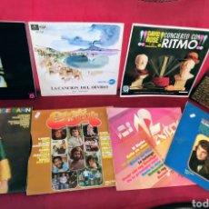 Discos de vinilo: LOTE DE 36 LPS DE VINILO VARIADOS.. Lote 286889643