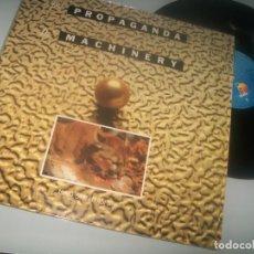 Disques de vinyle: PROPAGANDA - P.MACHINERY ..MAXISINGLE VERSION REMIX DE ESTE GRAN TEMA DEL AÑO 1985 - ISLAND. Lote 286894668