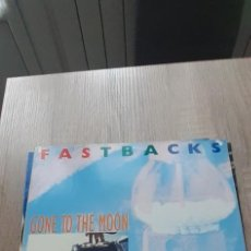 Discos de vinilo: FASTBACKS GONE TO THE MOON..MAXI 4 TEMAS KURT BLOCH. Lote 286935483
