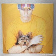 Discos de vinilo: LP - VINILO PET SHOP BOYS - INSTROSPECTIVE - ESPAÑA - AÑO 1988 / SOLO ENCARTE Y VINILO , SIN PORTADA. Lote 286937823