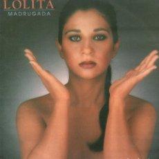 Discos de vinil: LOLITA - MADRUGADA / LP HORUS DE 1991 / MUY BUEN ESTADO RF-10217. Lote 286943048