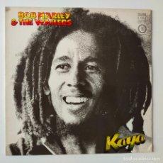 Disques de vinyle: BOB MARLEY & THE WAILERS- CONFRONTATION- SPAIN LP 1987.. Lote 286957668