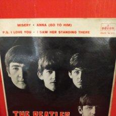 Discos de vinilo: SINGLE THE BEATLES ODEÓN 1964. Lote 286957943