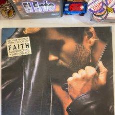 Discos de vinilo: GEORGE MICHAEL-FAITH-1987. Lote 286959043