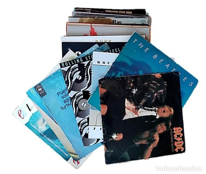 SUPER LOTE!! 50 LPS POP/ROCK AÑOS 70/80 (Música - Discos - LP Vinilo - Pop - Rock - New Wave Internacional de los 80)
