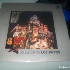 Disques de vinyle: LOS PAYOS - LO MEJOR DE LOS PAYOS ..LP DE HISPAVOX 1971 - EDICION ORIGINAL - MUY BUEN ESTADO. Lote 286961733