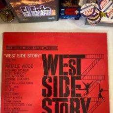 Disques de vinyle: WEST SIDE STORY-1983-BUEN ESTADO. Lote 286963078