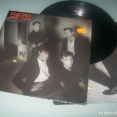 Disques de vinyle: NACHA POP .- DIBUJOS ANIMADOS ...LP DEL AÑO 1985 CON CON LETRAS - 1985 - POLYDOR - MUY BUEN ESTADO. Lote 286963498
